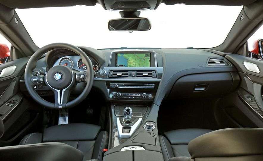 2013 BMW M6 coupe - Slide 126