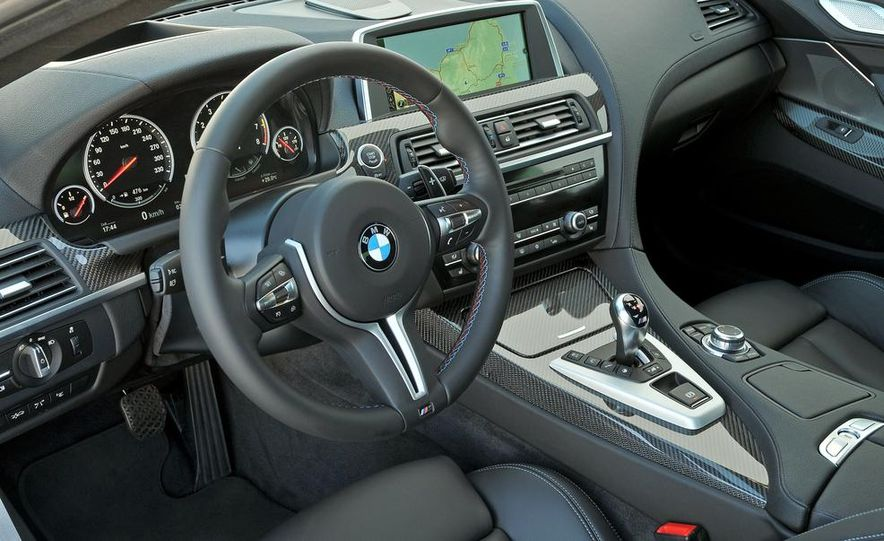 2013 BMW M6 coupe - Slide 127