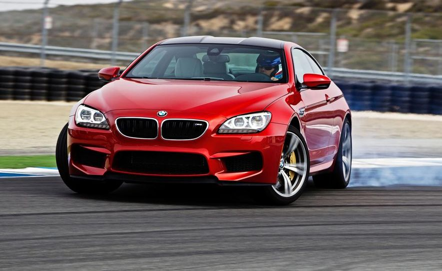 2013 BMW M6 coupe - Slide 48