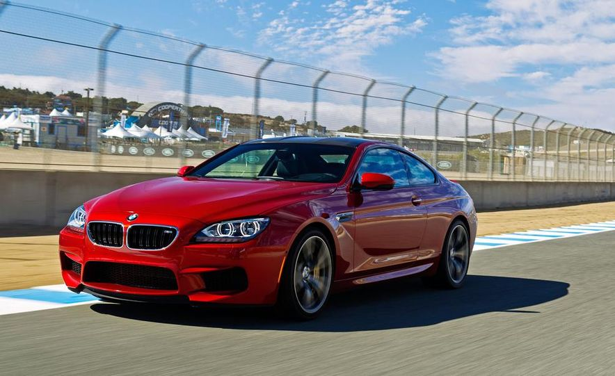 2013 BMW M6 coupe - Slide 49