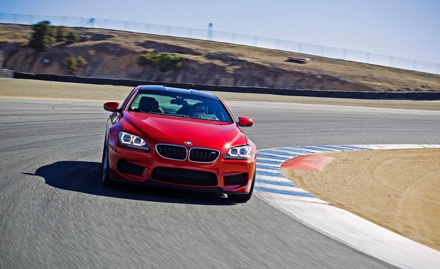 2013 BMW M6 coupe - Slide 50