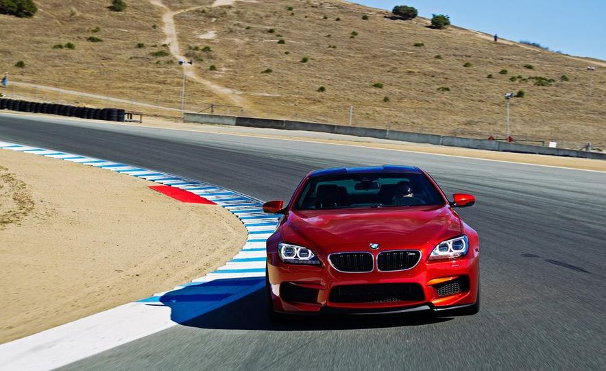 2013 BMW M6 coupe - Slide 51