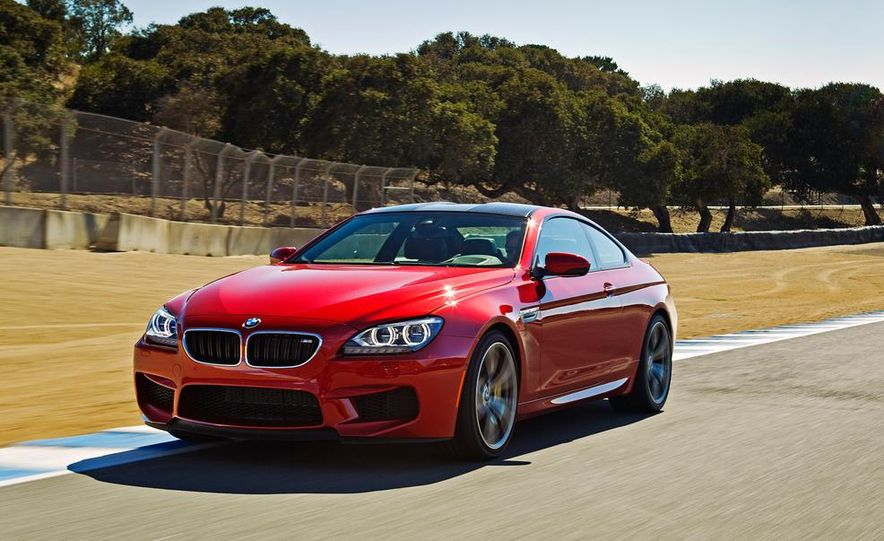 2013 BMW M6 coupe - Slide 52