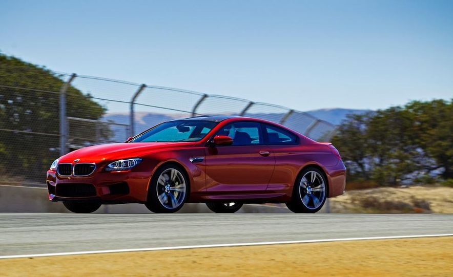 2013 BMW M6 coupe - Slide 53