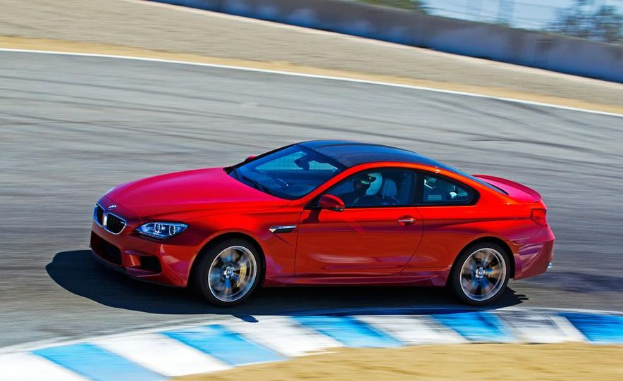 2013 BMW M6 coupe - Slide 54