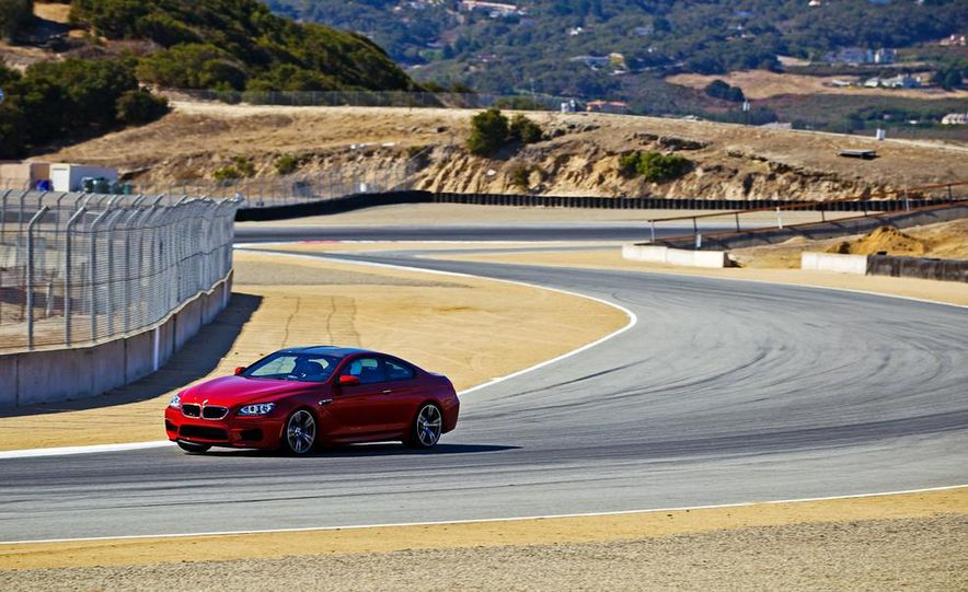 2013 BMW M6 coupe - Slide 55