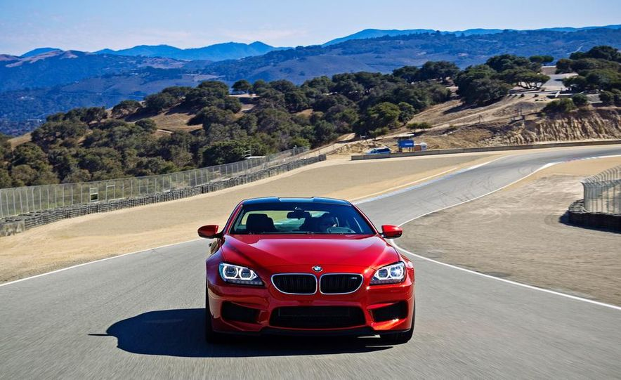 2013 BMW M6 coupe - Slide 56