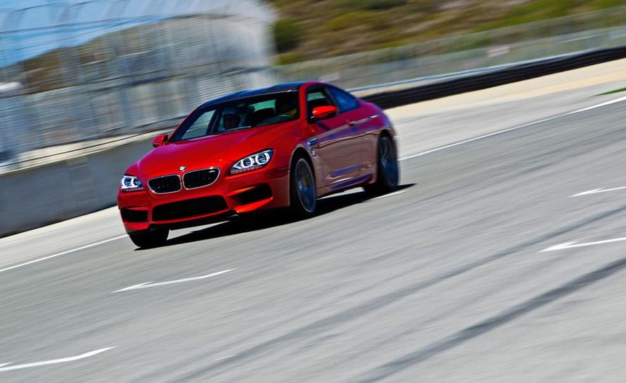 2013 BMW M6 coupe - Slide 58