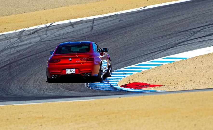2013 BMW M6 coupe - Slide 59