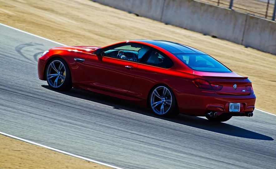 2013 BMW M6 coupe - Slide 60