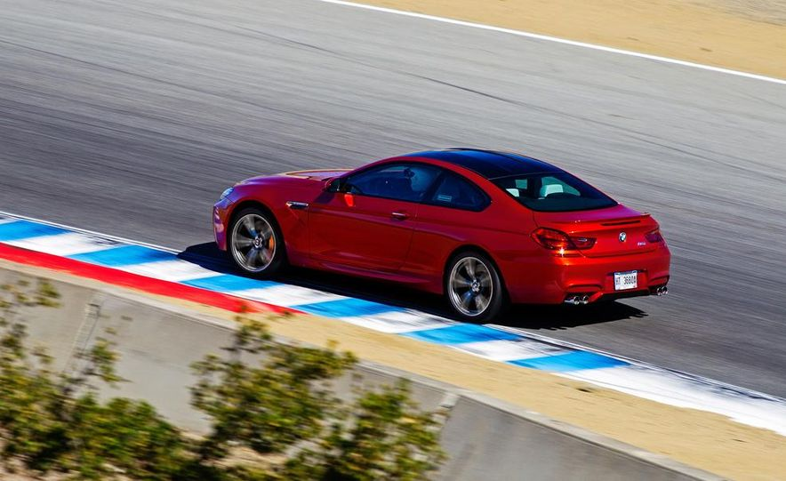 2013 BMW M6 coupe - Slide 61