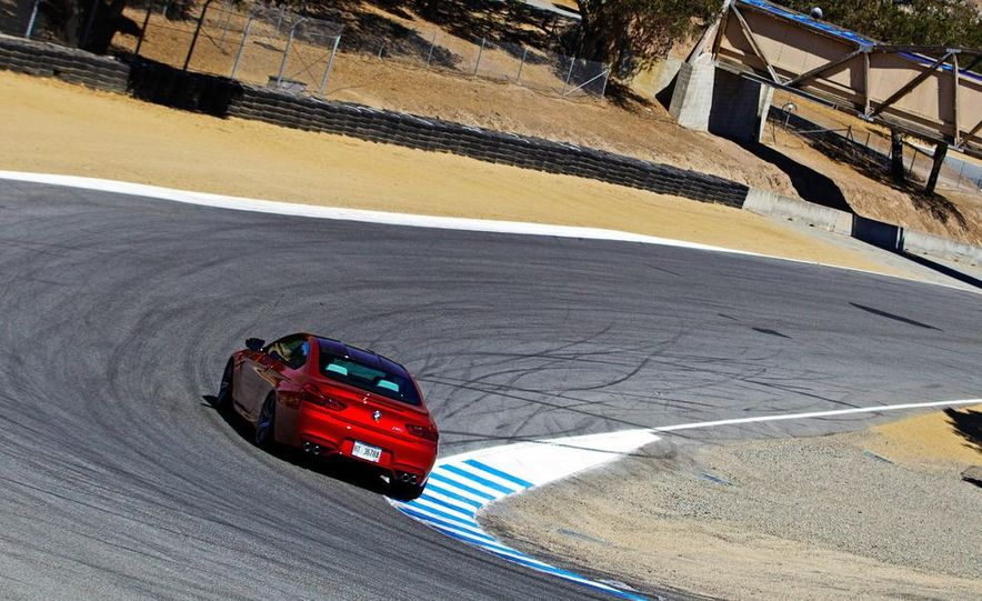 2013 BMW M6 coupe - Slide 65