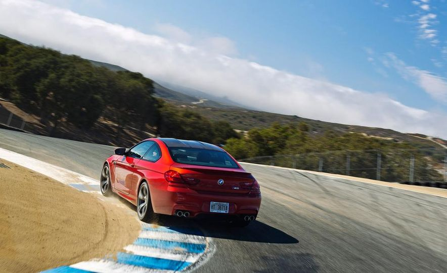 2013 BMW M6 coupe - Slide 66