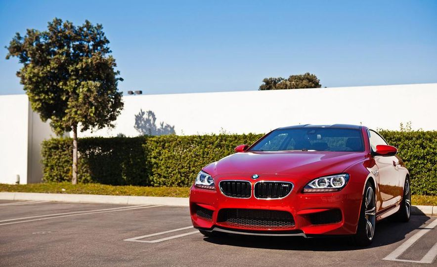 2013 BMW M6 coupe - Slide 68