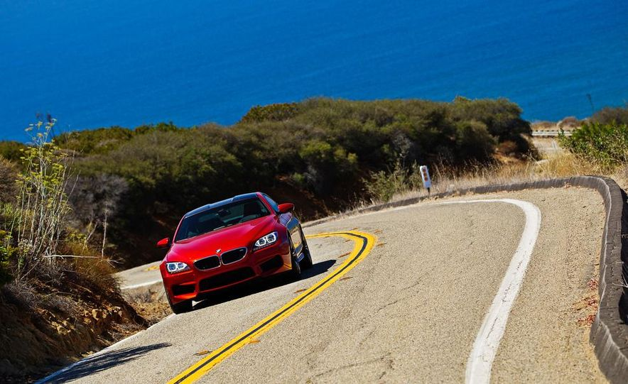 2013 BMW M6 coupe - Slide 69