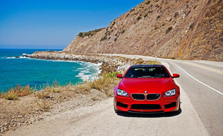 2013 BMW M6 coupe - Slide 71