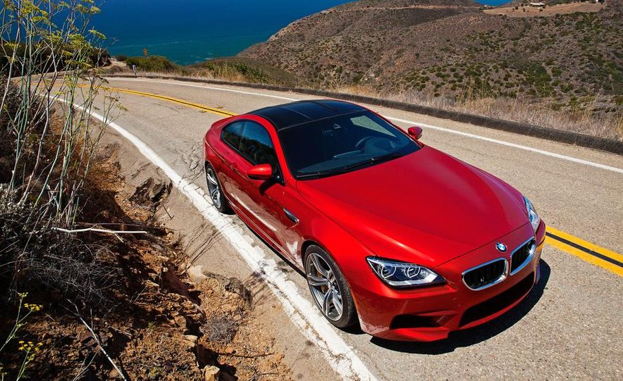 2013 BMW M6 coupe - Slide 72