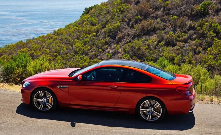 2013 BMW M6 coupe - Slide 73
