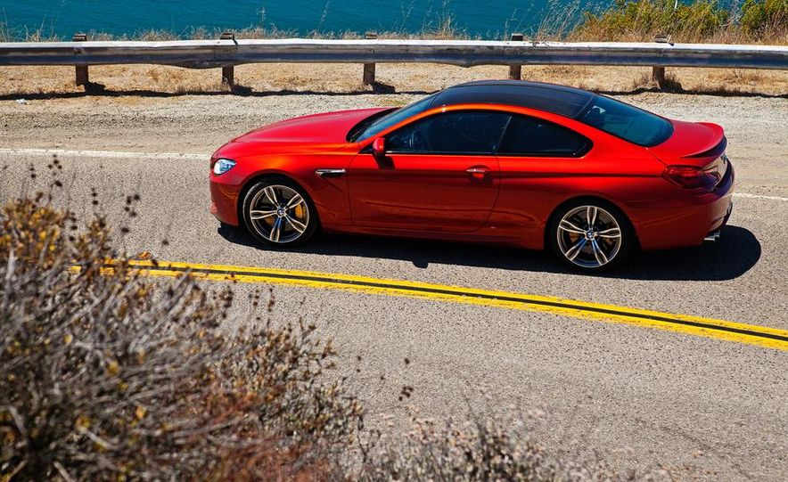 2013 BMW M6 coupe - Slide 74