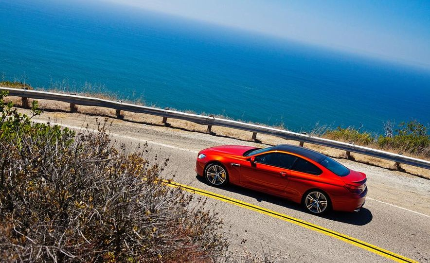 2013 BMW M6 coupe - Slide 75