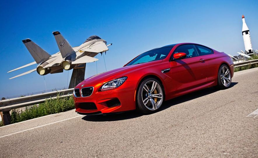 2013 BMW M6 coupe - Slide 77
