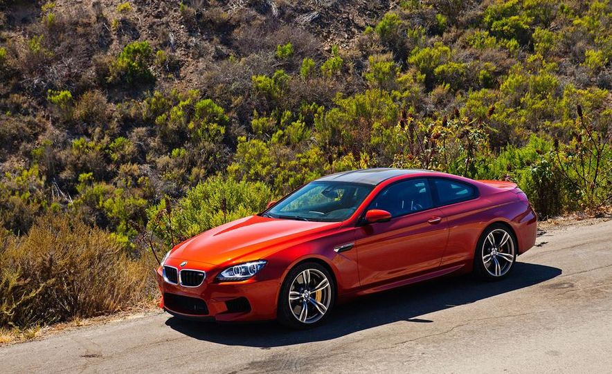 2013 BMW M6 coupe - Slide 78