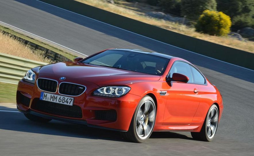 2013 BMW M6 coupe - Slide 105
