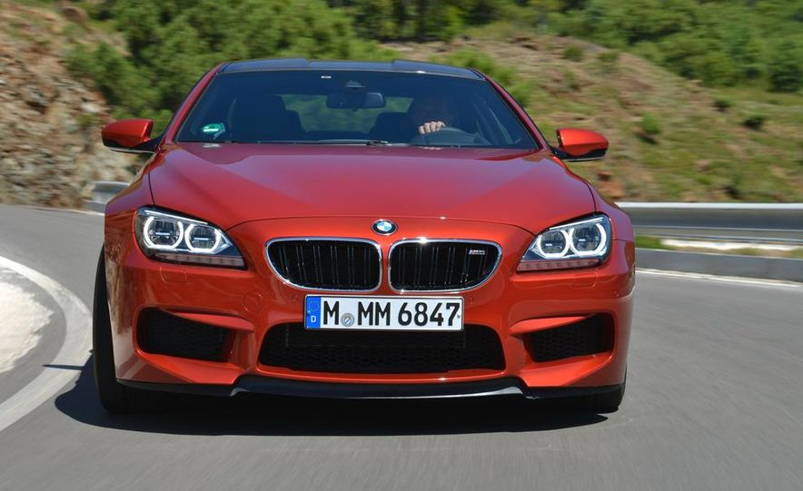2013 BMW M6 coupe - Slide 106