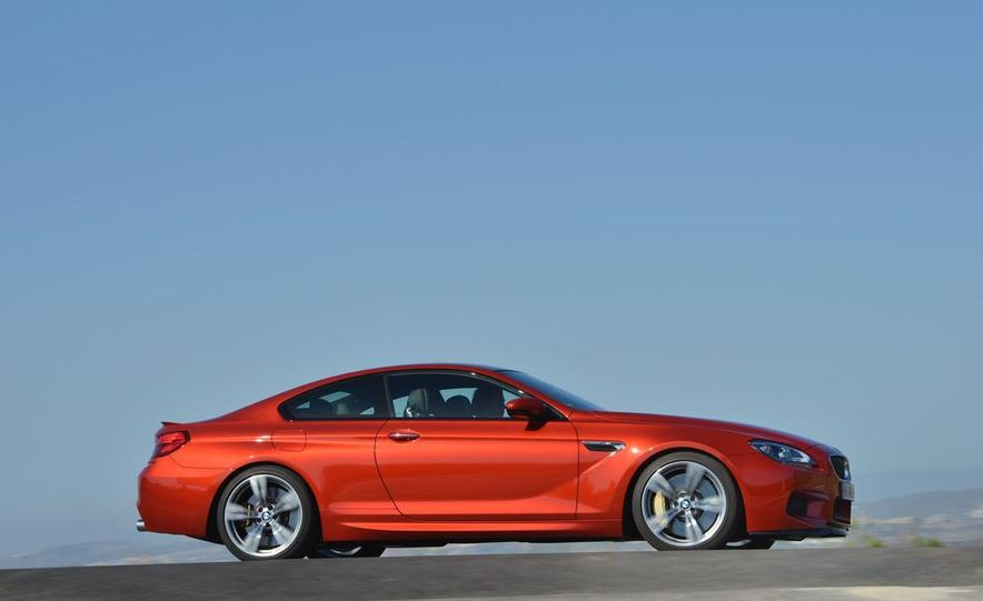 2013 BMW M6 coupe - Slide 108