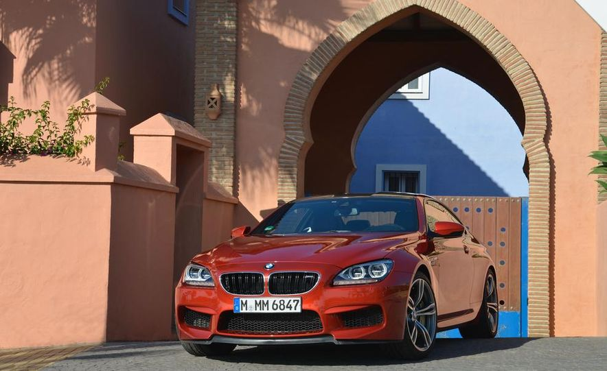 2013 BMW M6 coupe - Slide 110
