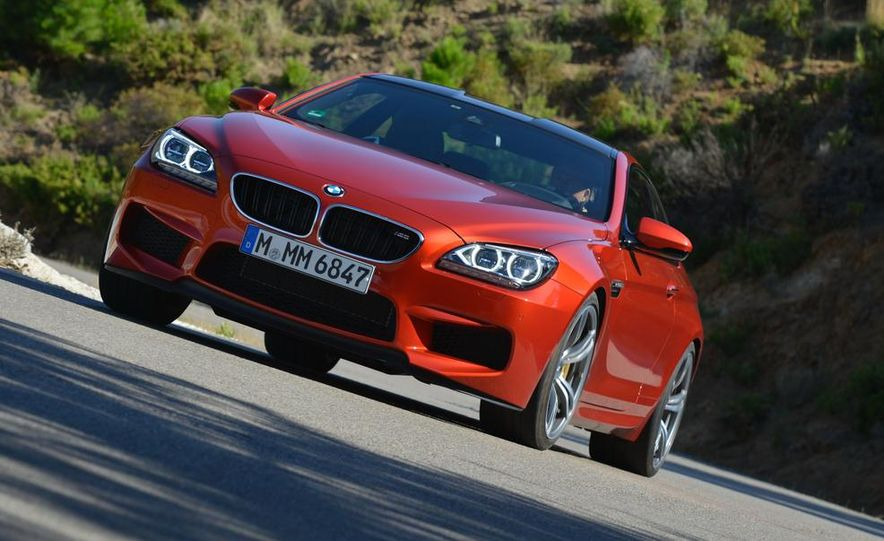 2013 BMW M6 coupe - Slide 111