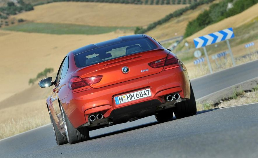 2013 BMW M6 coupe - Slide 113