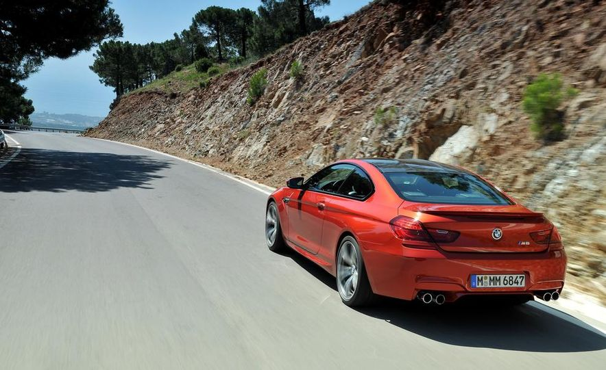 2013 BMW M6 coupe - Slide 114