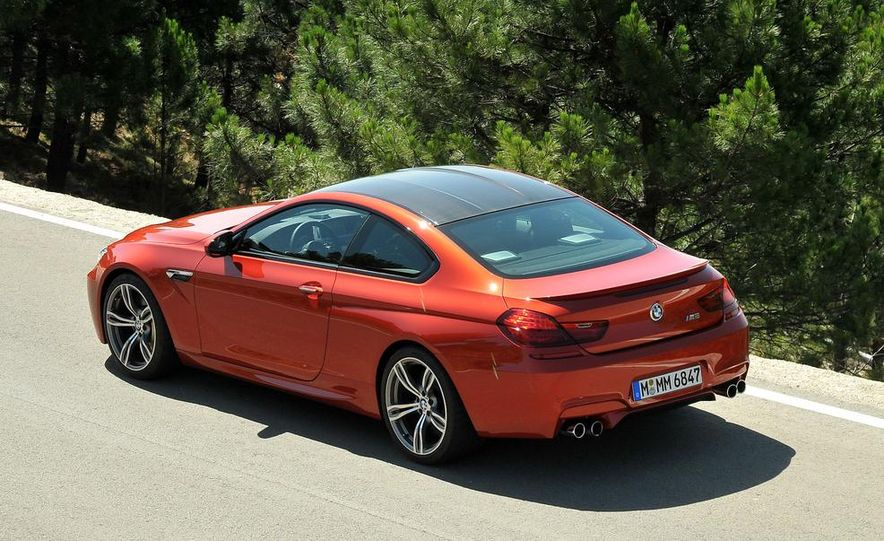 2013 BMW M6 coupe - Slide 115