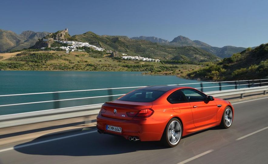 2013 BMW M6 coupe - Slide 117