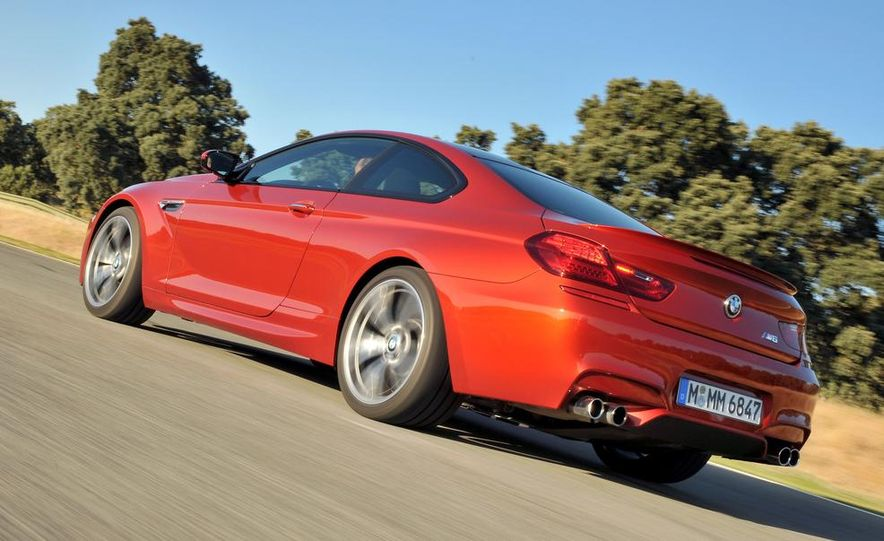 2013 BMW M6 coupe - Slide 118