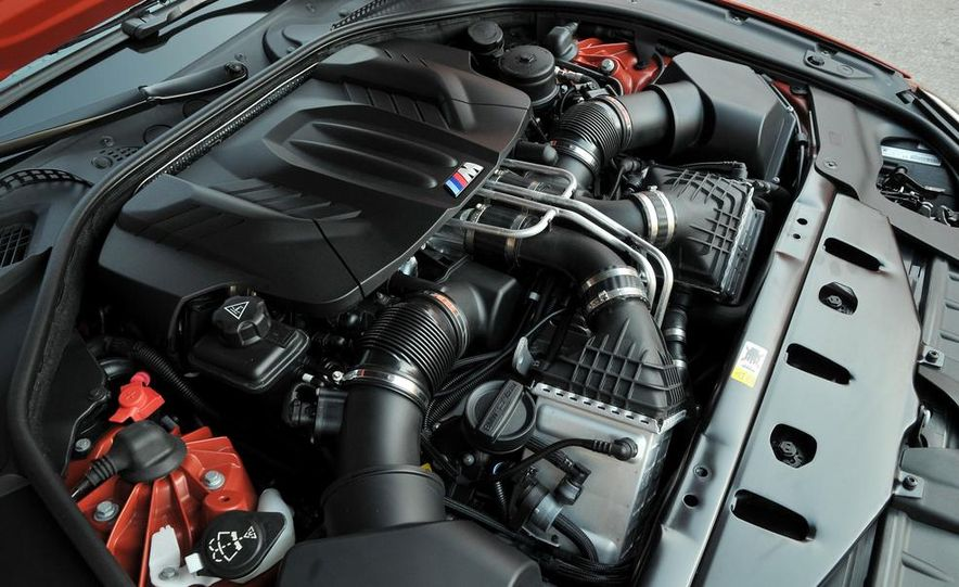 2013 BMW M6 coupe - Slide 133