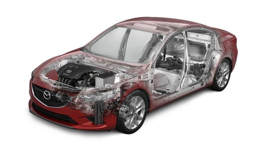 2014 Mazda 6 - Slide 49