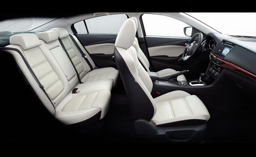 2014 Mazda 6 - Slide 43