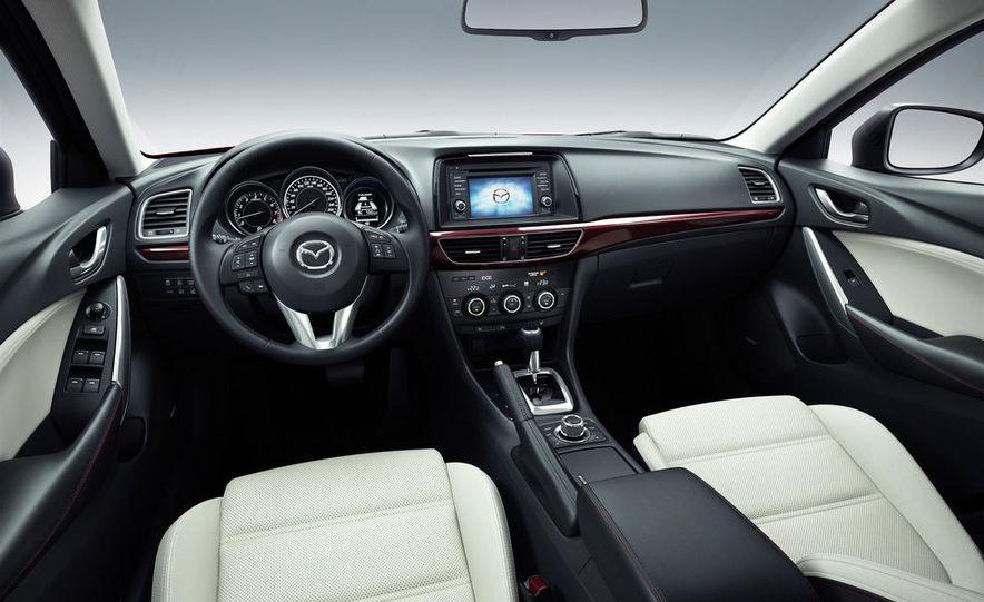 2014 Mazda 6 - Slide 44