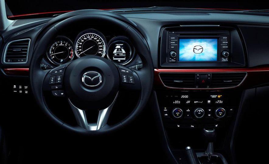 2014 Mazda 6 - Slide 45