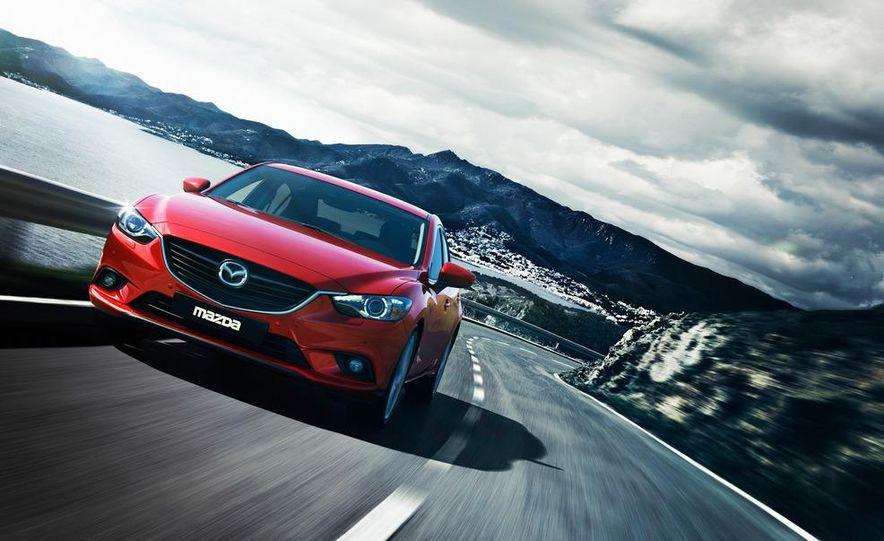 2014 Mazda 6 - Slide 33