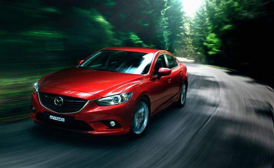 2014 Mazda 6 - Slide 34