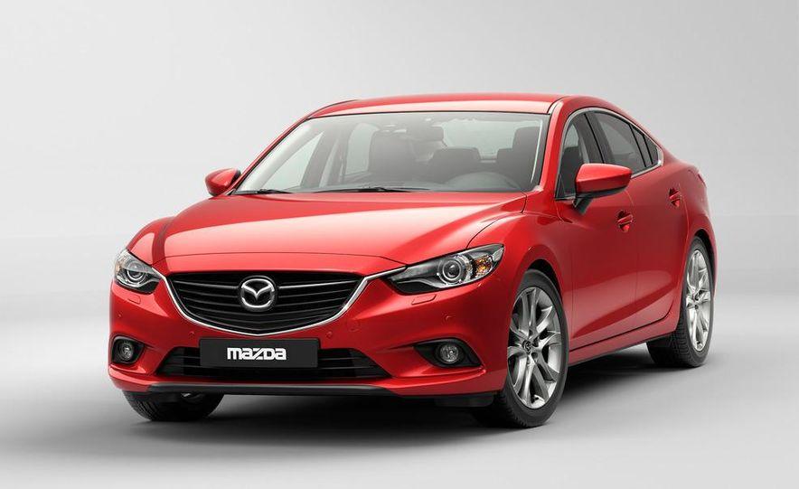 2014 Mazda 6 - Slide 38