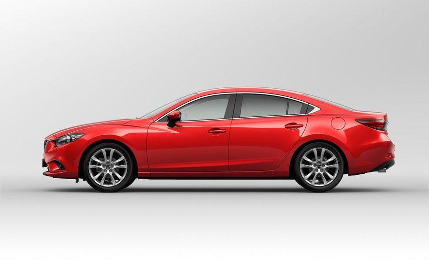 2014 Mazda 6 - Slide 39