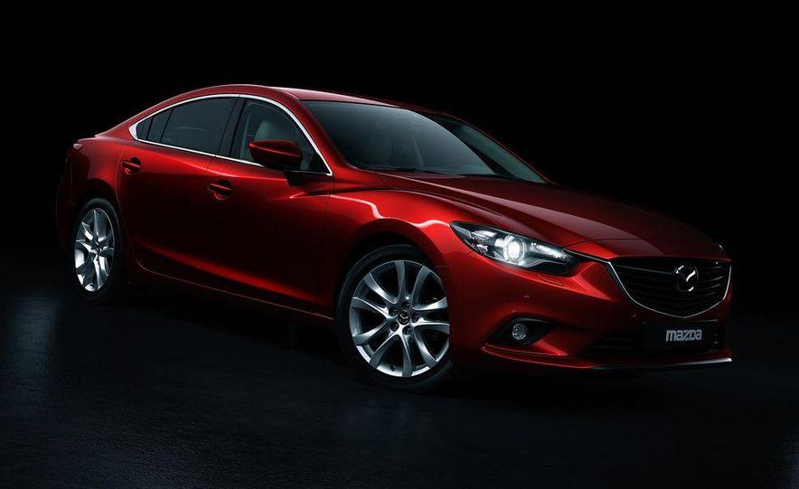 2014 Mazda 6 - Slide 41