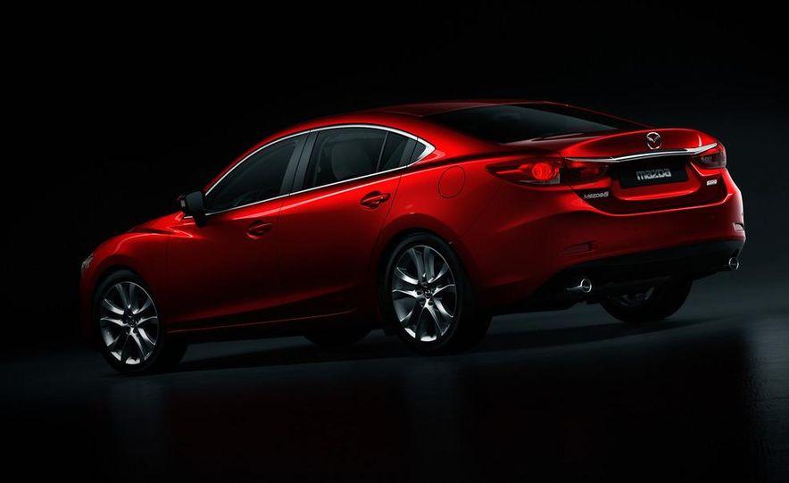 2014 Mazda 6 - Slide 42