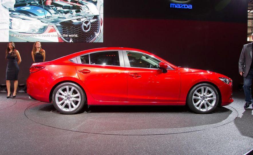 2014 Mazda 6 - Slide 1