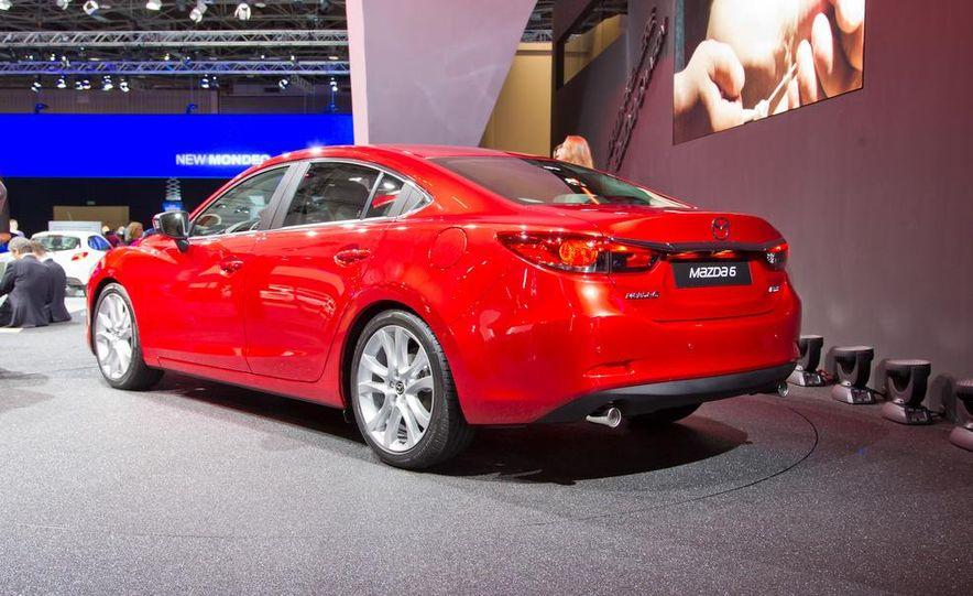 2014 Mazda 6 - Slide 2