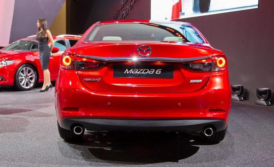2014 Mazda 6 - Slide 5